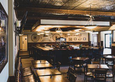 Ludlow Mansion Events - Saddle Room Bar