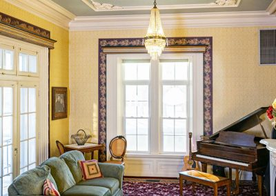 Ludlow Mansion Events - Mansion Study